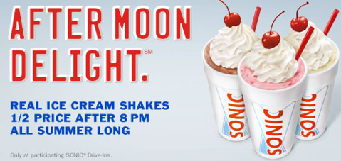 Screen shot 2012 05 02 at 11.28.09 AM Sonic Happy Hour: Half Priced Shakes, Drinks & Slushes All Summer!