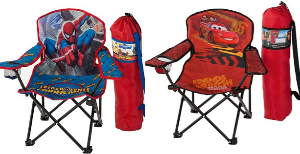 Screen shot 2012 05 03 at 8.51.38 PM *HOT!* Kohls: Folding Chairs Only $7.83 Shipped (Disney Cars, Spiderman, Star Wars!)
