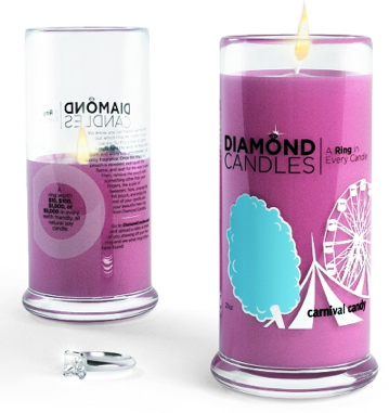 Screen shot 2012 05 09 at 1.27.06 PM Diamond Candles Only $13.50 (Reg. $30!)