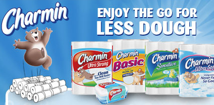 $1/1 Charmin Basic Toilet Paper Coupon (First 10,000)