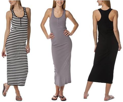 Target: Xhilaration Juniors Maxi Tank Dress Only $12.50   FREE ...