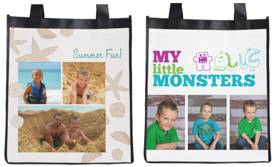 Screen shot 2012 05 24 at 11.46.01 PM *HOT* $1 Customized Tote, Grocery, Diaper Bag + 40 FREE Photo Prints!