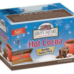Amazon: *HOT* 12 pk Grove Square Hot Cocoa Cups Variety Pack Only $3.14 Shipped!