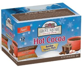 Screen shot 2012 05 29 at 8.54.47 AM Amazon: *HOT* 3 Pack of 12 Count Grove Square Hot Cocoa Cups Variety Only $0.25 each K Cup Shipped