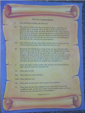 Screen shot 2012 06 11 at 9.06.16 AM FREE Laminated Ten Commandments Poster
