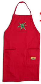 Enter to Win 1 of 1,000 Red Gold Aprons!