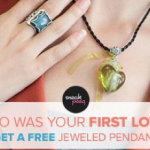 Sneakpeeq FREE Jeweled Heart Pendant ($62 Value) + FREE Shipping and $10 Credit (New Members Only!)