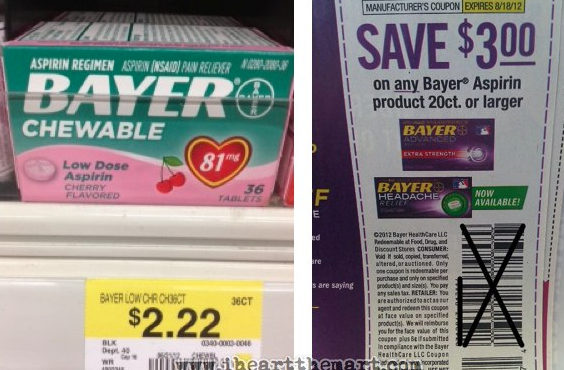 Screen shot 2012 06 23 at 1.18.54 PM *HOT* FREE Bayer Aspirin + Money Maker with Tomorrows Sunday Newspaper Insert!