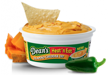 Screen shot 2012 06 27 at 3.22.51 PM Rare $1/1 Dean's Heat 'n Eat Dip Coupon = Only $1.50 at Walmart! (4th of July?!)