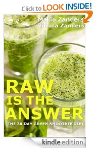 Screen shot 2012 06 30 at 9.47.17 AM Amazon: FREE Raw is the Answer: The 30 Day Green Smoothie Diet (30 Recipes!) Kindle ebook