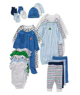 Newborn Layette