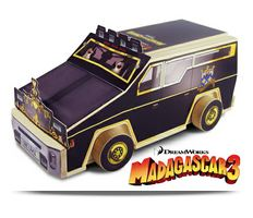 madgascar FREE Lowes Kids Clinic: Make a Madagascar 3 Assault Vehicle!