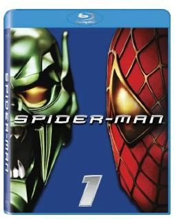 spiderman22 Amazon: *HOT* Spiderman Blu Ray Movies $9.99 (Reg. $19.99) + FREE ticket for new movie!