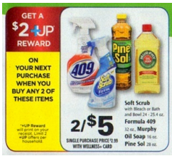 Screen shot 2012 07 02 at 5.42.16 PM *HOT* 2 FREE Soft Scrub Spray Products at Rite Aid with New Coupon!