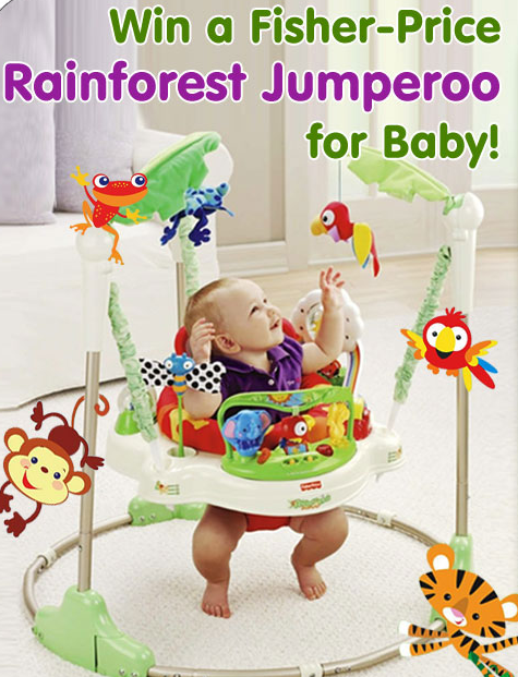 Screen shot 2012 07 03 at 1.36.29 PM Enter to Win a Fisher Price Rainforest Jumperoo!