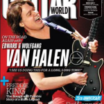 FREE 1 year subscription to Guitar World and Guitar Player Magazines