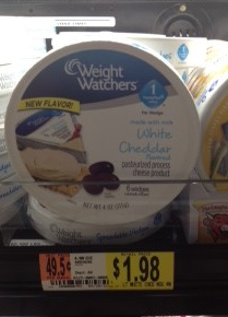 Screen shot 2012 07 03 at 8.35.14 AM *HOT* Weight Watcher Cheese Only $0.98 with New $1/1 Coupon!