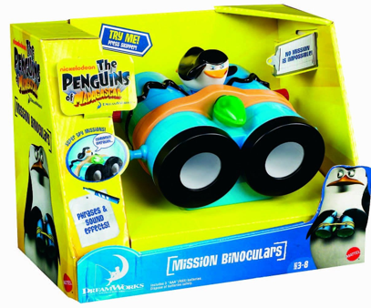 Screen shot 2012 07 03 at 9.12.37 AM Amazon: Fisher Price The Penguins of Madagascar Talking Binoculars $7.18 Shipped (Reg. $16.99!)