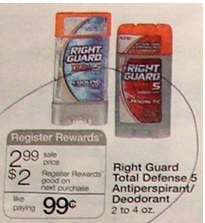 Screen shot 2012 07 07 at 12.14.17 PM *HOT* FREE Right Guard Total Defense 5 Deodorant at Walgreens!