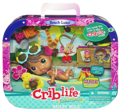 Screen shot 2012 07 08 at 11.56.52 AM Amazon: Baby Alive Crib Life Themed Collection   Luau Only $9 Shipped (Reg. $20!)