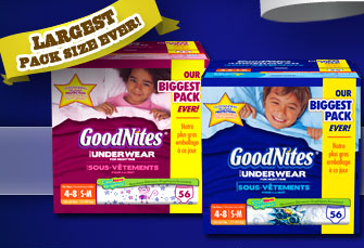 Screen shot 2012 07 09 at 9.19.19 AM FREE Goodnites Underwear sample (Sams Club Members)