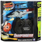 *HOT* Amazon: Air Hogs Silver/Black Sharp Shooter Only $14.27 Shipped (Reg. $35!)