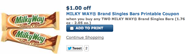 Screen shot 2012 07 13 at 11.34.52 AM *HOT* NEW Coupon = 2 FREE Milky Way Bars at Rite Aid!
