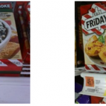 New $1.50 Off Any One T.G.I. Friday's Frozen Snack Coupon = Only $2.00 each!