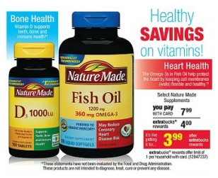 Screen shot 2012 07 18 at 9.55.32 AM *HOT* CVS: Nature Made Fish Oil Only $1.49 (Reg. $7.49!) with New Coupon!