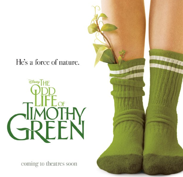 Screen shot 2012 07 22 at 11.35.51 AM FREE Movie Screening Tickets to The Odd Life of Timothy Green!