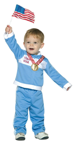 Screen shot 2012 07 22 at 11.37.16 AM *HOT* Amazon: Olympic USA Future Gold Medalist Costume 2 pc Size 3T 4T + Stickers $1.49 Shipped!