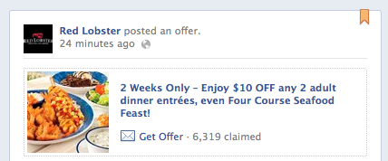 Screen shot 2012 07 23 at 8.54.36 AM Rare Red Lobster Coupon: $10 Off 2 Entrees!