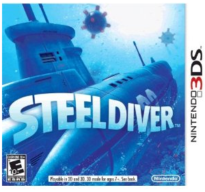 Screen shot 2012 07 24 at 12.04.34 PM Amazon: *HOT* Steel Diver for Nintendo 3DS Only $4.99 (Reg. $39.99!) Shipped