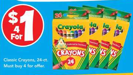 Screen shot 2012 07 29 at 11.49.41 PM Toys R Us: Crayola Crayons Only $0.25 a Box (No Coupons Needed!)