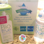 FREE Bausch & Lomb Biotrue Multi-Purpose Contact Lens Solution Large Sample