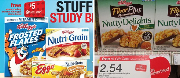 Screen shot 2012 07 30 at 2.21.39 PM New Kelloggs Coupons = Nutty Delights Bars Only $0.47 a Box (Reg. $2.54) + More!
