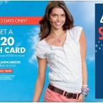 Aeropostale 4th of July Sale!