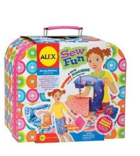 alex toys Amazon: Alex Toys Sew Fun Kit only $25.63 Shipped (Reg $59.99)