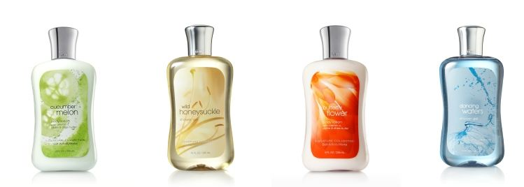 bathandbodysoap Bath and Body Works: $4 Body Care is BACK! (Reg $11)