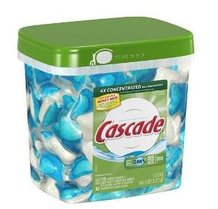 Cascade on Amazon