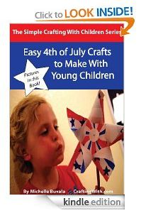 fourthcrafts Amazon: FREE Easy 4th of July Crafts Kindle Ebook