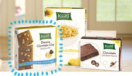 Kashi Coupons