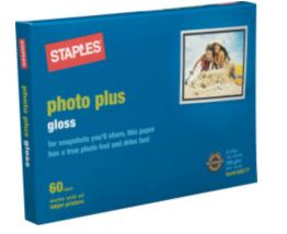 photopaper EXTENDED FREE 4X6 Staples Photo Paper after Easy Rebate!