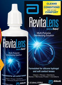 revitalens Walmart: FREE Revitalens Solution and Lens Case