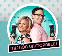 unstoppables First 12,000 Downy Unstopables Samples