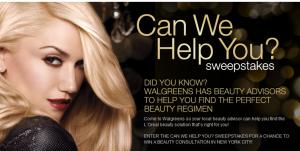 Walgreens Sweepstakes