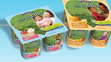 Yobaby Yogurt Giveaway