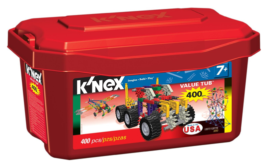Screen shot 2012 08 10 at 12.29.05 PM Amazon: Knex Value Tub 400 Pieces Only $10.97 (Reg. $24.99!) Shipped