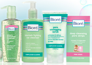 Screen shot 2012 08 11 at 11.37.48 AM FREE Biore Sample 3 pack (Text Offer)