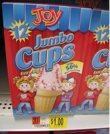 Screen shot 2012 08 13 at 11.39.13 AM *HOT* $0.55/1 Joy Ice Cream Cone Coupon = Just $0.45 a Box!
